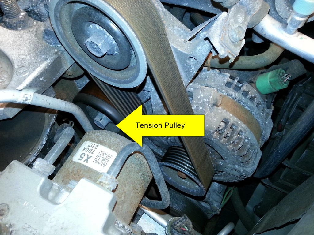 2007 Honda Civic Serpentine Belt Routing Autos Post