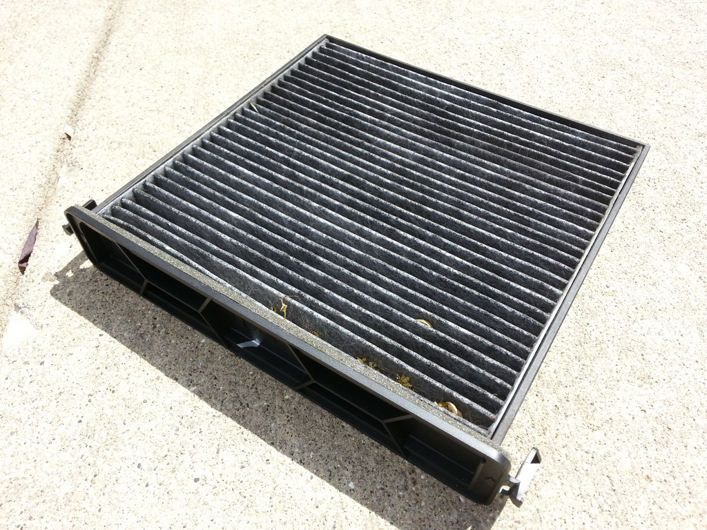 Cabin Air Filter Replacement 2007 Honda Civic Si The
