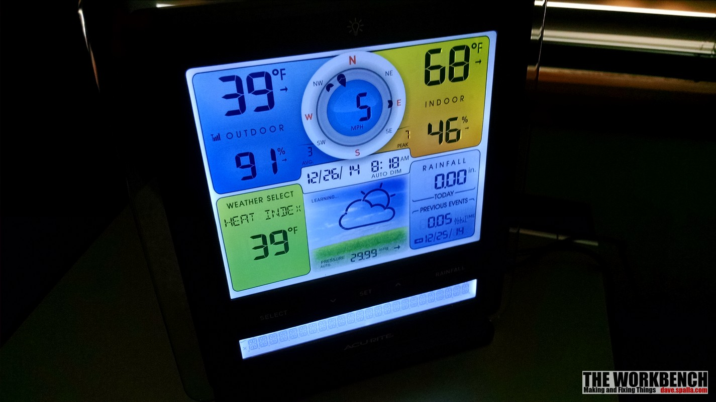 acurite weather station instructions